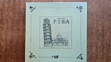 Pisa By Antal Kelle 1997 -  New and Sealed